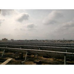 Ground Mounted Solar PV Installation Service, For Industrial