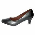 Women Black Pump Heels Sandal