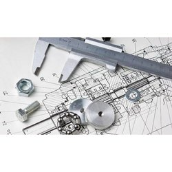 Project Based CAD Mechanical Design Services, Pan India