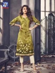 Readymade Kurti Collection By Top Dot