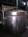 Hi Pressure Chemical Vessel