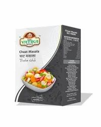 Cumin.Coriander, Black Paper Chatpata Chaat Masala, Cool, Packaging Type: Box