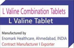 L Valine Tablet