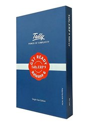 Tally ERP9 Silver GST Ready- Single User (Activation Key)