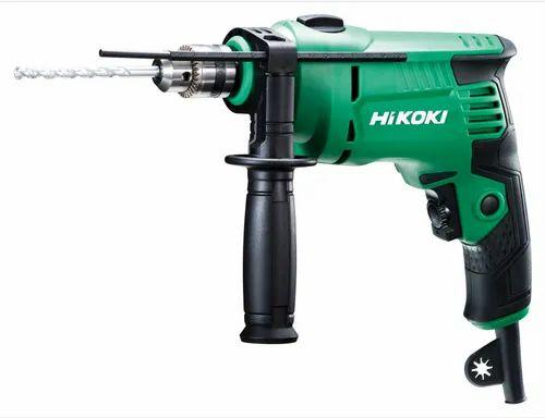 HiKOKI Hitachi DV10VST 10mm 3/8' Impact Drill Machine, Warranty: 6 months