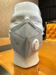 Light Grey N95 Reusable Face Mask
