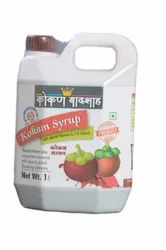 Mam''s Kokum Syrup - 1000 Ml, Packaging Type: Container