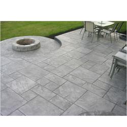Decorative Stamped Concrete Service