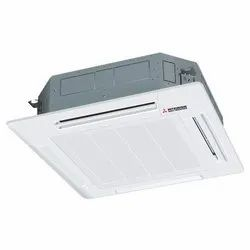 3 Star Ceiling Mounted 2.2 Ton FDT71CR-S Mitsubishi Cassette Air Conditioner