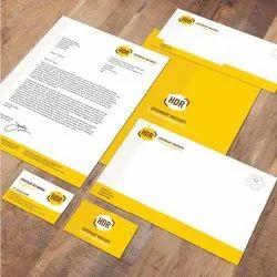 Offline Corporate Branding Service, in On Site
