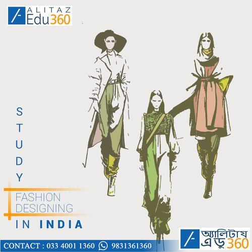 Admission In Fashion Designing For India At Rs 250000 Student फ शन ड ज इन ग क र स Design Course Alitaz Edu360 Kolkata Id 20479758588