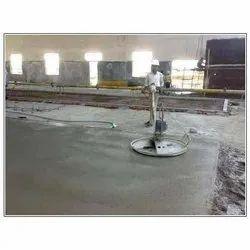 Industrial VDF Flooring Service