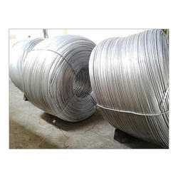 Polished Aluminium Wire