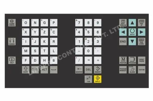 Siemens CNC Machine keyboard
