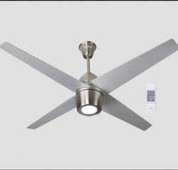 Nickel Havells Veneto Ceiling Fan
