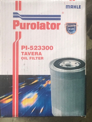 Purolator Tavera Oil Filter
