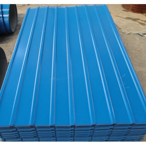 Galvalume Steel Sheets Thickness 0 5 5 Mm Malur Tubes Pvt Ltd Id 7042899755