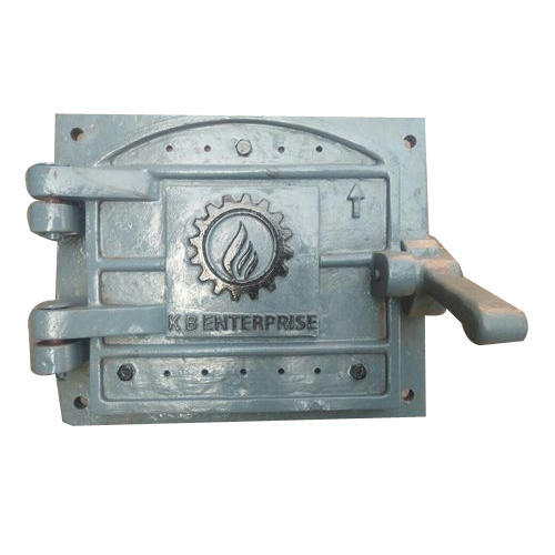 K. B. Enterprise Cast Iron Boiler Fire Door, Rs 13000 /piece | ID ...