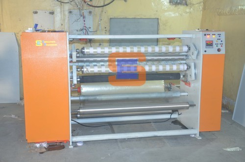 BOPP Tape Cutting Machine