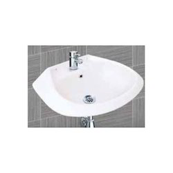 Tarryware White Round Table Top Wash Basins, For Home,Hotel