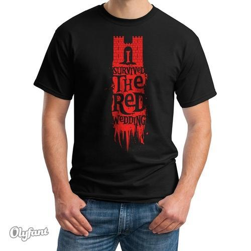 I Survived The Red Wedding T Shirt
