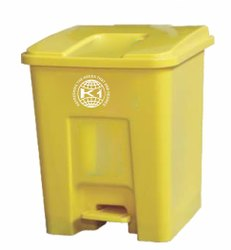King International  Fiber Pedal Dustbin