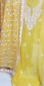 Party Wear Georgette Kashmiri Embroidery Aari Work Dress Material