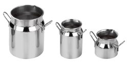 Mini SS Milk Churn