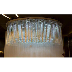 Crystal chandelier in mumbai maharashtra manufacturers suppliers crystal glass chandelier light aloadofball Choice Image