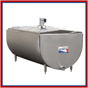SS Milk Cooling Tanks