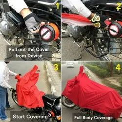 AUTOMATIC BIKE COVER