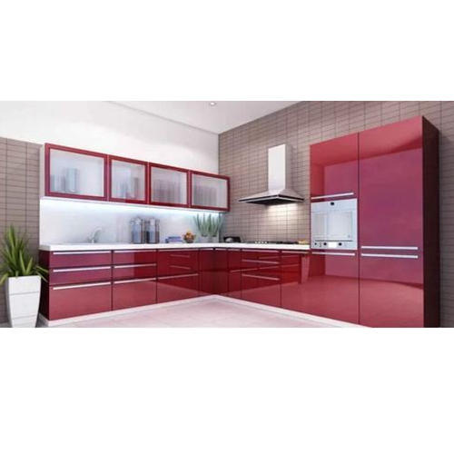 Design U Shaped Modular Kitchen At Rs 125000 Unit: Modular Kitchen Manufacturer From New Delhi