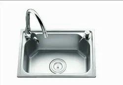 Kitchen Sink 600x500mm 0.6mm