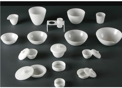 Plastic Silica Ware for Chemical Laboratory and Industrial