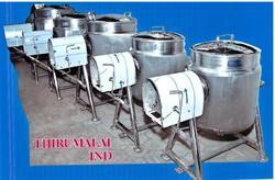 Bulk Rice Cooking Vessel