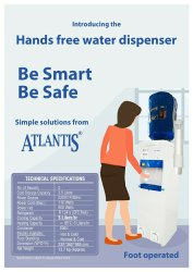 Atlantis Water Dispenser