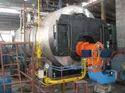 Biogas Fired Boiler