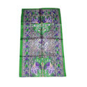 Multicolor Printed Silk Stole