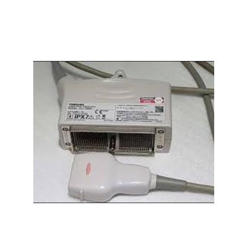 Toshiba Linear Ultrasound Probe, Packaging Type: Box , for Hospital