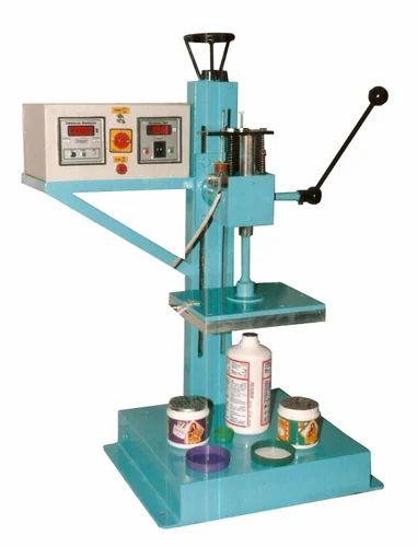 Manual Cap Sealing Machine