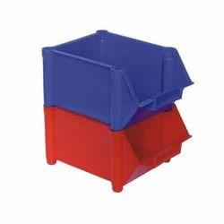 HDPE Storage Bin