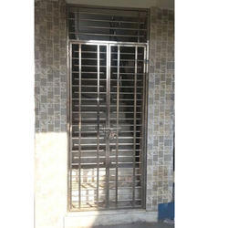 SS Grill Gate