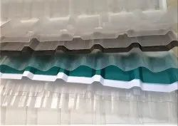 Polycarbonate Online Corrugated Sheet