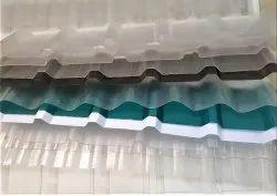 Polycarbonate Online Corrugated Sheet