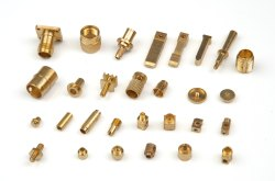 Precision Brass Components for Industrial