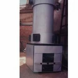 Solid Fuel Four Pass Fired Thermic Fluid Heaters
