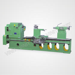 Long Turning Cone Heavy Duty Lathe Machine