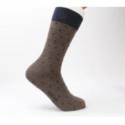 Woodland BD 152 Printed Full Length Men's Socks