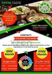 3-7 Days Poster/Leaflet Designing Services