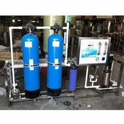 Reverse Osmosis Water Purification Plant